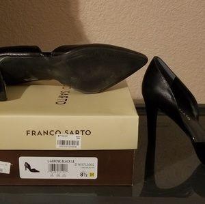 Franco Sarto Arrow D'Orsay heel
